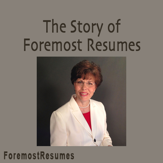 Why Vivian Adkins, CPRW, became a resume writer