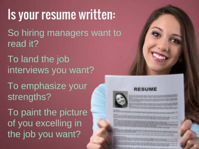 3 Things You Need to Know Before You Send Your Resume